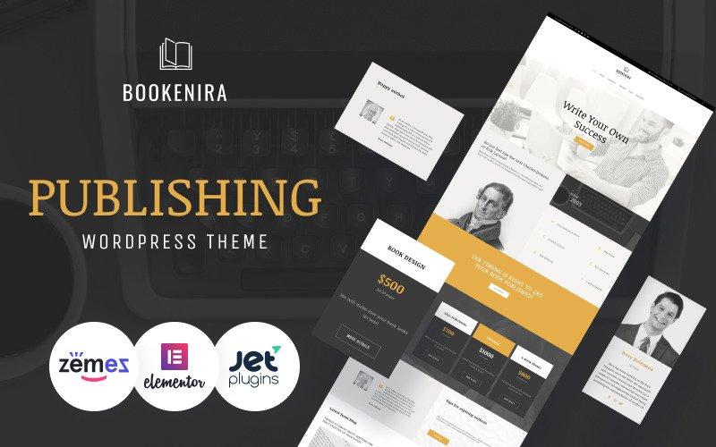 House Press - Publishing Company WordPress Theme